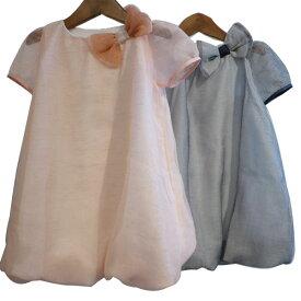 【SALE 40%OFF】LaLa Dress(ララドレス) セレモニーワンピース (120-140) ワンピース 入学式 おしゃれ キッズ 女の子 かわいい 子供服 日本製