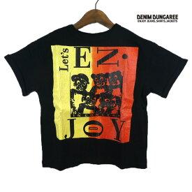 DENIM DUNGAREE (デニム&ダンガリー) トンプキンテンジク THE BE・AR'S BIG TEE(130-140)半袖Tシャツ キッズ 男の子 女の子 子供服 おしゃれ