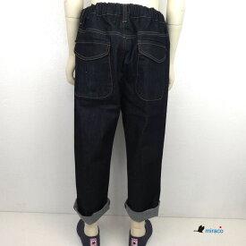 【SALE 40%OFF】MIRACO(ミラコ) ポケット デニムパンツ(100-140cm) 子供服 キッズ おしゃれ 男の子