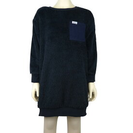 STOMP STAMP(ストンプスタンプ)ロングボアフリースワンピース(120-140) 子供服 おしゃれ 女の子