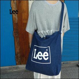 LEE (リー) 2WAY ビッグ トートバッグ キッズ レディース ギフト 出産祝 かわいい