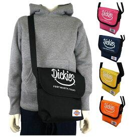 【SALE】Dickies (ディッキーズ) キッズ ミニ メッセンジャーバッグ 1.2L キッズ ショルダーバッグ