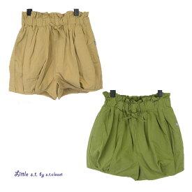 Little s.t.closet (STクローゼット) タック ショーツ (140-150cm)ショートパンツ おしゃれ キッズ 女の子 かわいい 子供服