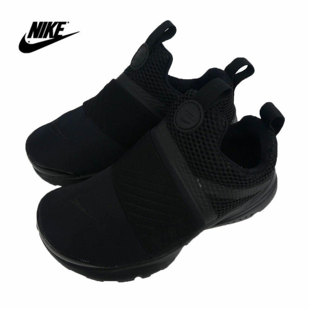 NIKE(ナイキ) PRESTO EXTREME TD プレストエクストリーム(18-21cm) スニーカー 靴 子供 男の子 女の子 高学年