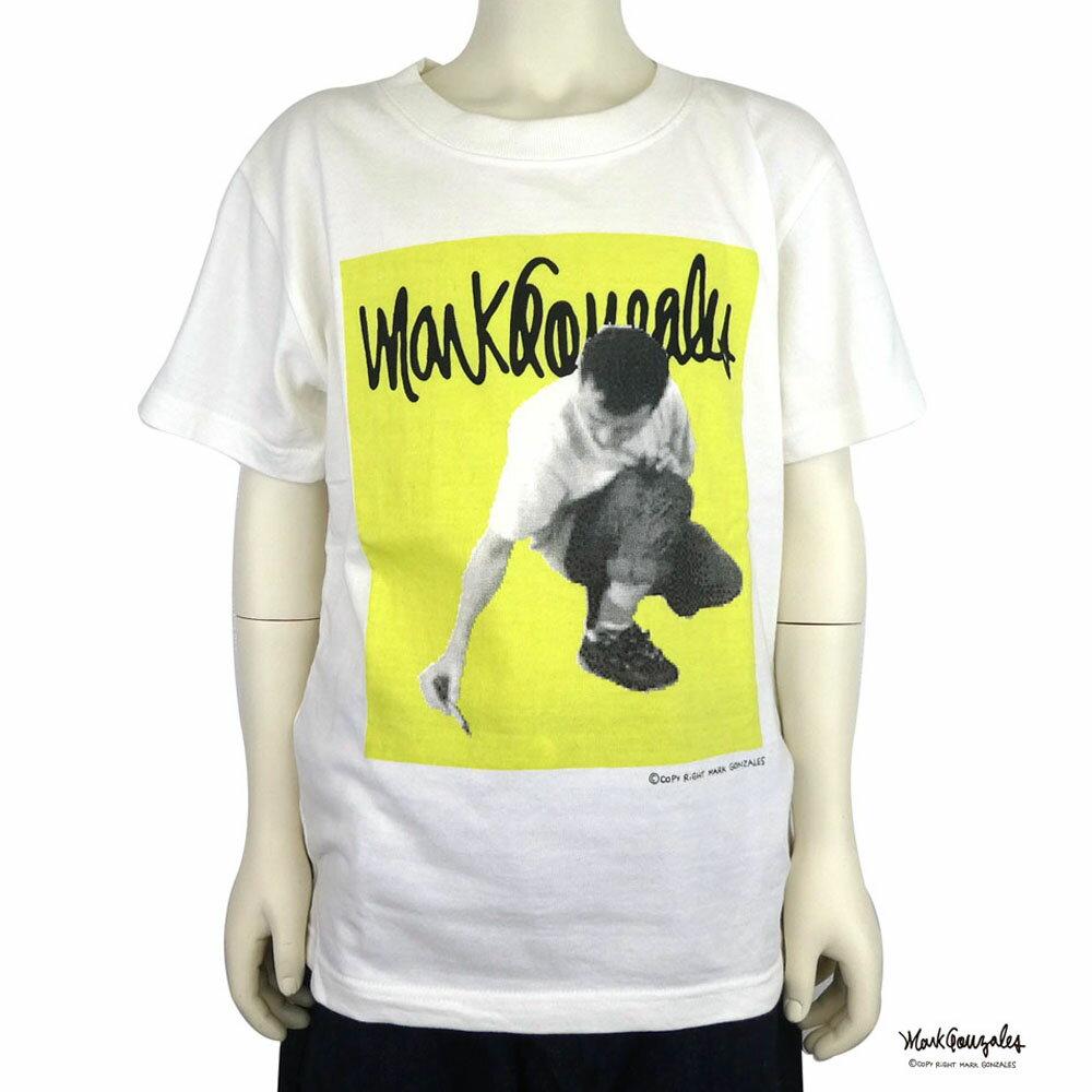 【SALE 50%OFF】MARK GONZALES(マークゴンザレス)GONZ TEE 半袖 (120-140) 子供服 おしゃれ 男の子 女の子