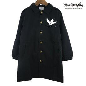 MARK GONZALES(マークゴンザレス)ハーフコーチジャケット(120-150) ジャケット 子供服 キッズ ジュニア おしゃれ 男の子 女の子
