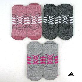 【 SALE20%OFF 】adidas(アディダス) 3P アンクルソックス(10-19cm) 靴下 おしゃれ キッズ 男の子 女の子 かわいい 子供 セール