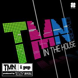 【メール便送料無料!】「TM NETWORK IN THE HOUSE」I pop/KONAMI コナミ/ゲーム/beatmania ビートマニア/MACHO ROBOT/カバー/エレクトロ/ダンス/クラブ/DJ