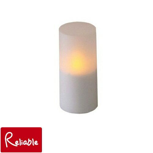 Cuore クオーレ LEDキャンドル Di Classe ディクラッセ candle フロスト ブロウスイッチ 蝋燭 ロウソク エコ ECO 停電 単4電池×2 120時間 点灯