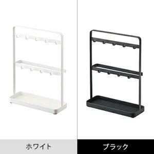 キーフックスタンド【スマート】ホワイト/ブラック