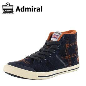 アドミラル イノマー ハイ F スニーカー レディース Admiral INOMER HI F SJAD1523-101186 靴