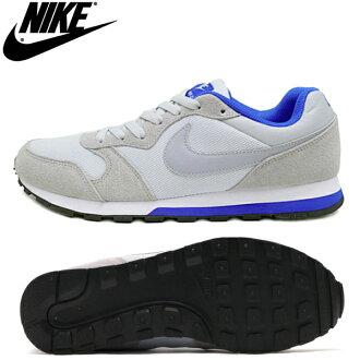 供耐吉MD賽跑者2 NIKE MD RUNNER 2 749794-003人分歧肥生魚片跑步鞋運動鞋男性使用 ●