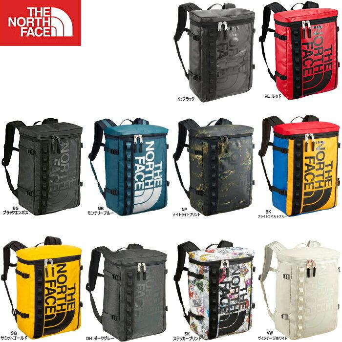 ザ・ノースフェイス BCヒューズボックス ボックス型 パック リュック THE NORTH FACE NM81630 メンズ レディース デイバッグ
