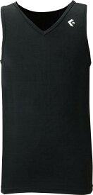 コンバース サポートインナーシャツ(ノースリーブ)ブラック(con-cb251702-1900) CONVERSE