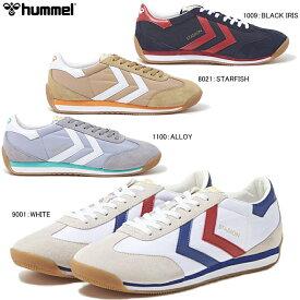 hummel ヒュンメル スタディオン メンズ レディース スニーカー hummel STADION HM208053/HM206086 sneaker おしゃれ