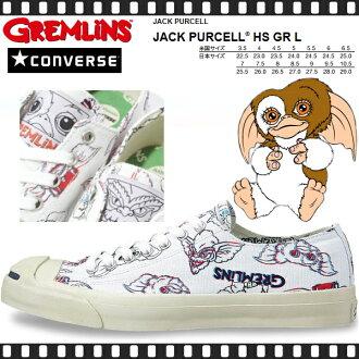 Converse Jack Purcell Gizmo gremlins CONVERSE JACK PURCELL HS GR GREMLiNS men Womens sneaker U.S.ORIGINATON COLLABORATION-