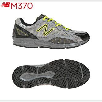 新平衡 370 男式运动鞋新平衡 M370 GL1 慢跑训练走路鞋真正-