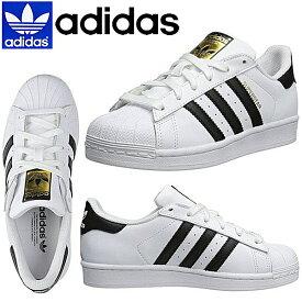 アディダス レディース スニーカー sneaker スーパースター adidas SUPERSTAR J [C77154] ホワイト 白 おしゃれ