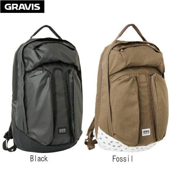 グラビス バックパック メトロ クラシック GRAVIS METRO CLASSIC 黒