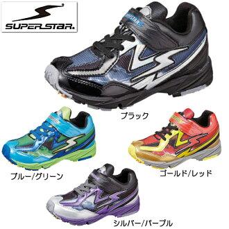超级明星春天电源功率贝恩孩子运动鞋超级明星 SS K635 初级鞋学校鞋孩子运动鞋鞋男孩超级明星的春天-