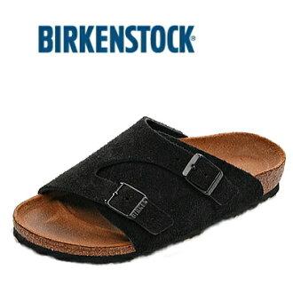 Birkenstock Zurich □ BIRKENSTOCK ZURICH 050491 / 050493 Black / Suede vilken men's and women's Sandals vilken stuck ○