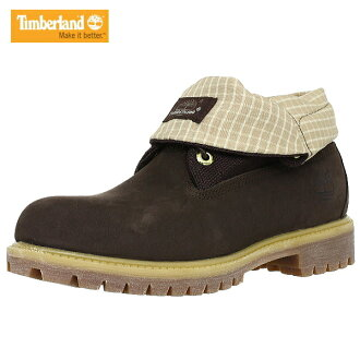 timberland roll top brown