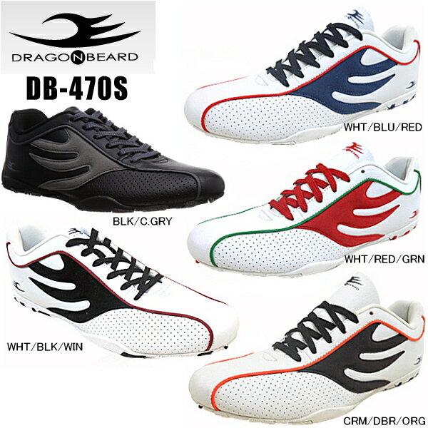 ドラゴンベアード スニーカー メンズ DRAGON BEARD DB-470S カジュアル シューズ 靴 男性用