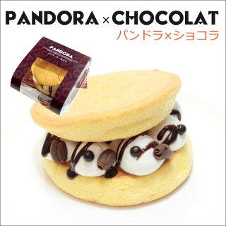 パンケーキ×生どらパンドラショコラ