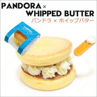 パンケーキ×生どらパンドラホイップバター