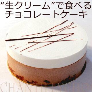 パティスリールメルシエ第3段生クリームで食べるチョコレート-ShantillyChocolat-■シャンティ・ショコラ■