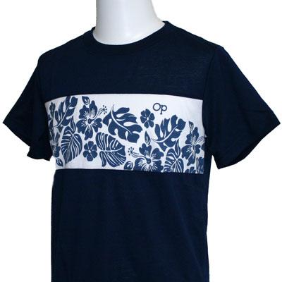 OCEAN PACIFIC(オーシャンパシフィック)_キッズ_子供_半袖Tシャツ【ネイビー(NV)】_564482