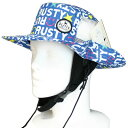 RUSTY(ラスティ)_キッズ_ハット(帽子)【ネイビー(NVY)】_965-902