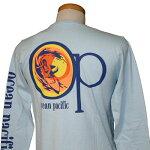 OCEANPACIFIC(オーシャンパシフィック)_メンズ_長袖Tシャツ(ポケット付き)【ライトブルー(LBL)】_535-071