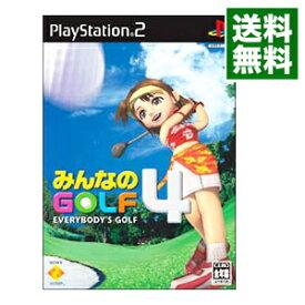 【中古】PS2 みんなのGOLF4