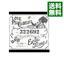 【中古】Early Times−The Best of LOVE PSYCHEDELICO 初回限定盤 / LOVE PSYCHEDELICO