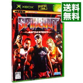 【中古】Xbox スパイクアウト バトルストリート