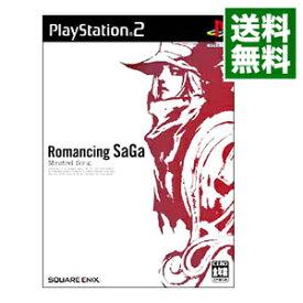 【中古】PS2 ロマンシング・サガ ミンストレルソング