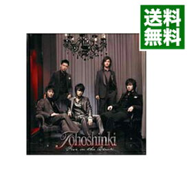【中古】【CD+DVD】Five in the Black / 東方神起
