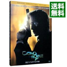 【中古】007 カジノ・ロワイヤル デラックス・コレクターズ・エディション 【アウターケース付】/ マーティン・キャンベル【監督】