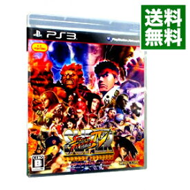 【中古】PS3 スーパーストリートファイターIV アーケードエディション