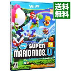 【中古】【全品5倍!7/10限定】Wii U New スーパーマリオブラザーズ・U
