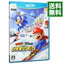 【中古】【カード最大8倍!4/1限定、要エントリー】Wii U マリオ&ソニック AT ソチオリンピック