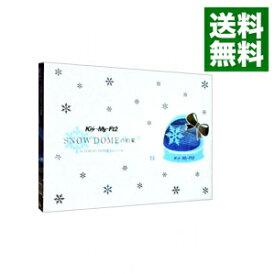 【中古】【特典DVD・フォトブック付】SNOW DOMEの約束 IN TOKYO DOME 2013.11.16 初回生産限定盤 / Kis−My−Ft2【出演】