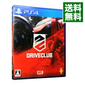 【中古】PS4 DRIVECLUB