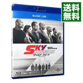 【中古】【Blu−ray】ワイルド・スピード SKY MISSION ブルーレイ+DVDセット / ジェイムズ・ワン【監督】