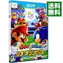 【中古】【カード最大12倍!3/25限定、要エントリー】Wii U マリオ&ソニック AT リオオリンピック