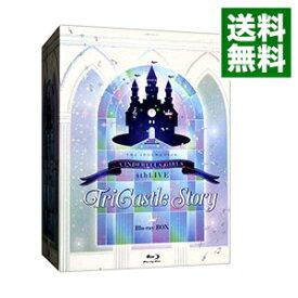【中古】【Blu−ray】THE IDOLM@STER CINDERELLA GIRLS 4thLIVE TriCastle Story ブックレット・三方背BOX付 / シンデレラガールズ【出演】