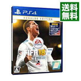【中古】PS4 FIFA 18 RONALDO EDITION [DLコード使用・付属保証なし]