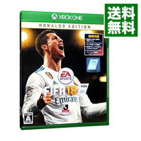 【中古】Xbox One FIFA 18 RONALDO EDITION [DLコード使用・付属保証なし]
