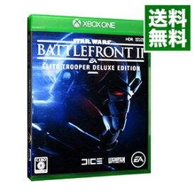 【中古】Xbox One Star Wars バトルフロント II Elite Trooper Deluxe Edition [DLコード使用・付属保証なし]